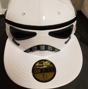 limited edition starwars Disneyland new era hat.